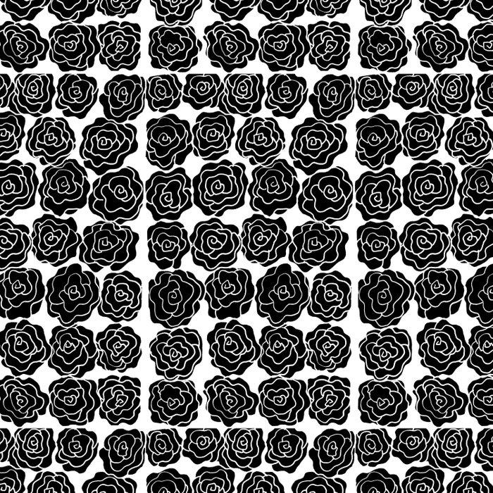 Rosebud Inversion Duvet Cover