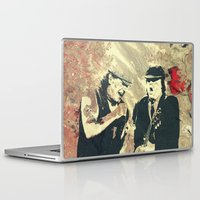dc Laptop & iPad Skins featuring AC/DC by Nechifor Ionut