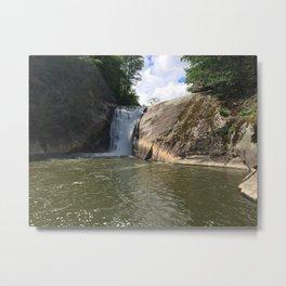 Waterfall2 Metal Print