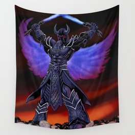 Deathwings Wall Tapestry