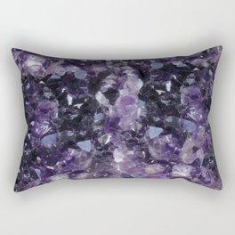 Amethyst Delight Rectangular Pillow