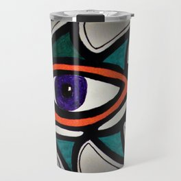 Eye of the Beholder Travel Mug