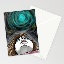 The Abduction Stationery Cards