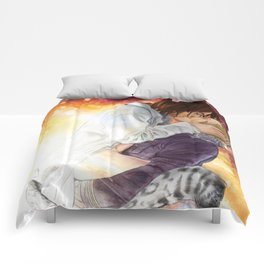 Something Wild Calls You Home Comforters