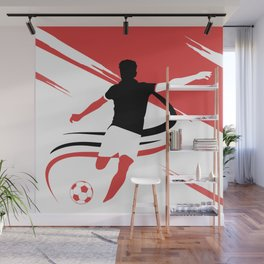 Worl Cup Wall Mural