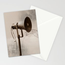 Can you hear me..... Stationery Cards