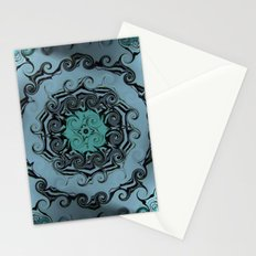 Tattoo of teardrops Stationery Cards