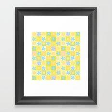 Suns n' Stars Framed Art Print