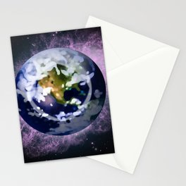 We're all made of Space Stuff Stationery Cards