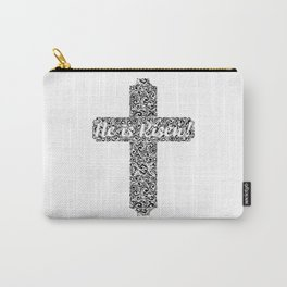 He Is Risen Easter Resurrection  Carry-All Pouch