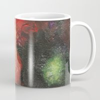 cosmic Mugs featuring Cosmic by Bleriot
