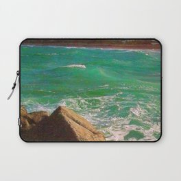 View from the Jetty Laptop Sleeve