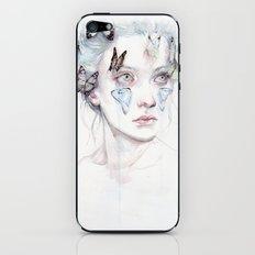 love and sacrifice iPhone & iPod Skin