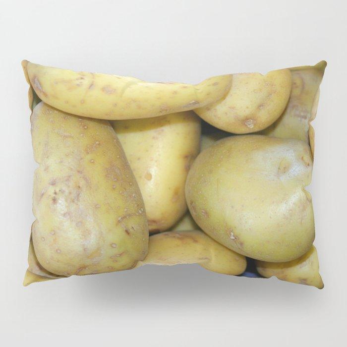 Potatoes Pillow Sham