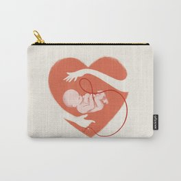 Mother's Love—Unlimited & Unfailing. Carry-All Pouch