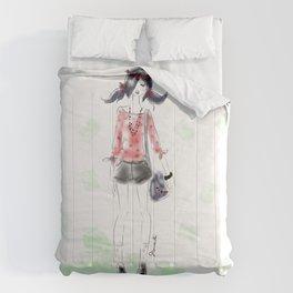 Summer Marinette Comforters
