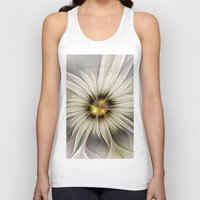 blossom Tank Tops featuring Blossom by gabiw Art