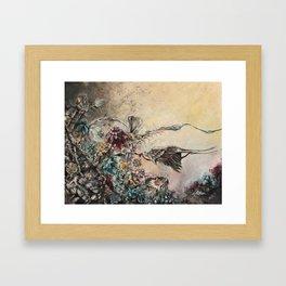 An Offering For Absolution Framed Art Print