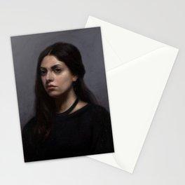 Symphony in Grey Stationery Cards