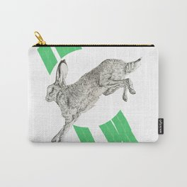 Lucky Foot Carry-All Pouch