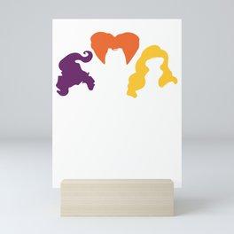 I Smell Children Mini Art Print