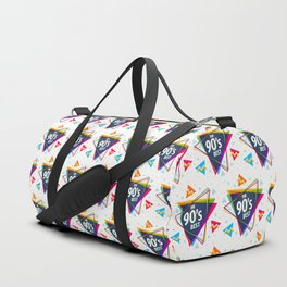 Fashion 90's style Duffle Bag