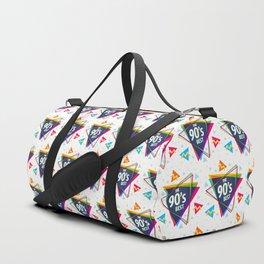 Fashion 90's style Duffle Bag