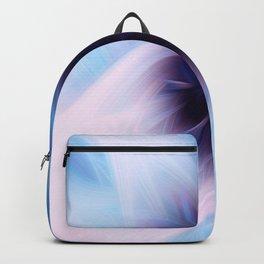 Blue Light Fibers Backpack