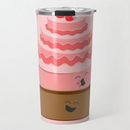 How Pancake Started Travel Mug