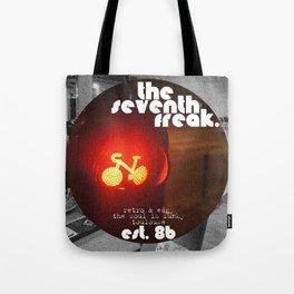 Retro - Est. '86 Tote Bag
