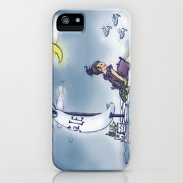 Sailing Sale iPhone Case