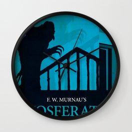 Nosferatu - A Symphony of Horror Wall Clock