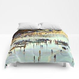 Rowing Regatta Comforters