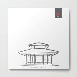 Ani Villas, Thailand Metal Print