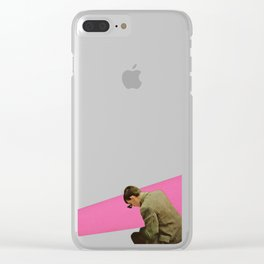 Urban Planning Clear iPhone Case