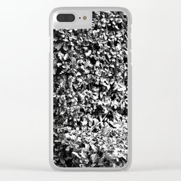 Cross Section Clear iPhone Case