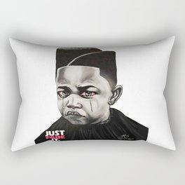 Just Fade It Rectangular Pillow
