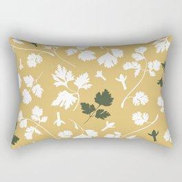 Coriander Garden Rectangular Pillow