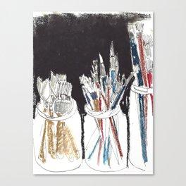 atelier III Canvas Print