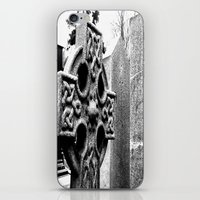 gothic iPhone & iPod Skins featuring Gothic by Kim Ramage
