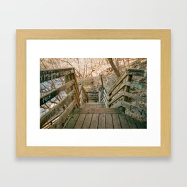 Off limits Minnesota Framed Art Print