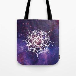 Space Mandala Tote Bag