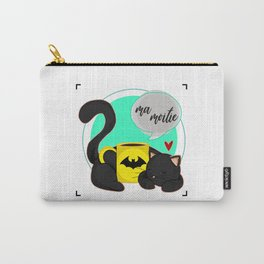 Ma Moitie (Jane + Maximoff) Carry-All Pouch