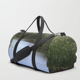Marsh on the Lake Duffle Bag