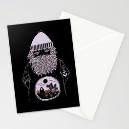 Ocean dreamer sailor Stationery Cards