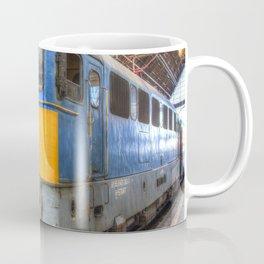 H-Start Train Keleti Station Coffee Mug