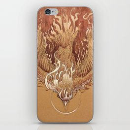 Flight to Destiny iPhone Skin