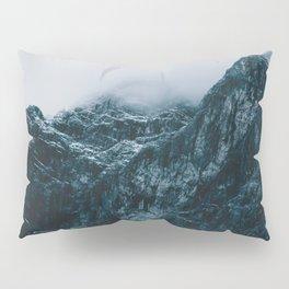 Cloud Mountain - Landscape Photography Pillow Sham