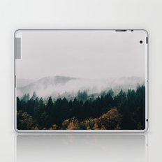 Forest Fog Laptop & iPad Skin