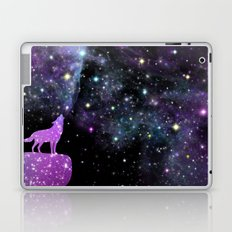 Nebula Wolf Laptop & iPad Skin